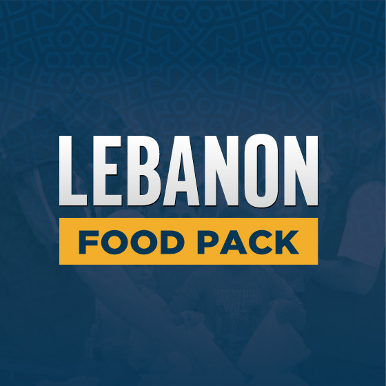 Lebanon Food Packs