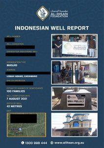 Indonesian Well wells