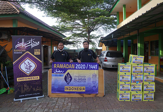 Ramadan Distribution 2020