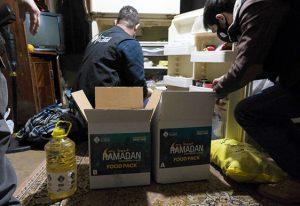 Ramadan Food Packs 2021